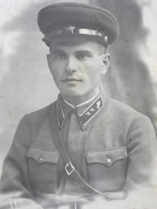 Герой Советского Союза Никита Блинов