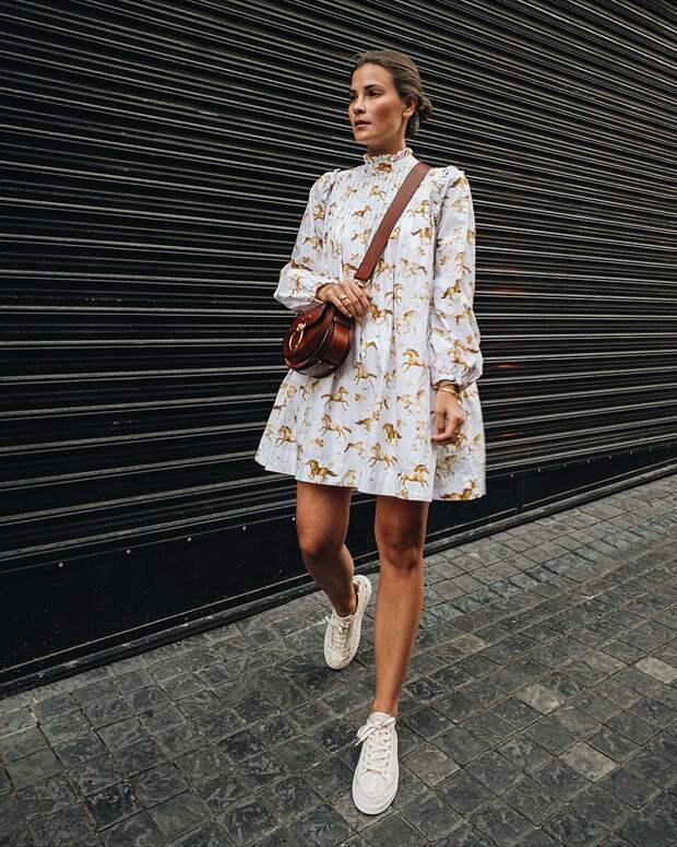 С чем носить платье весной: 25 вариантов на основе рекомендаций заслуженных экспертов
