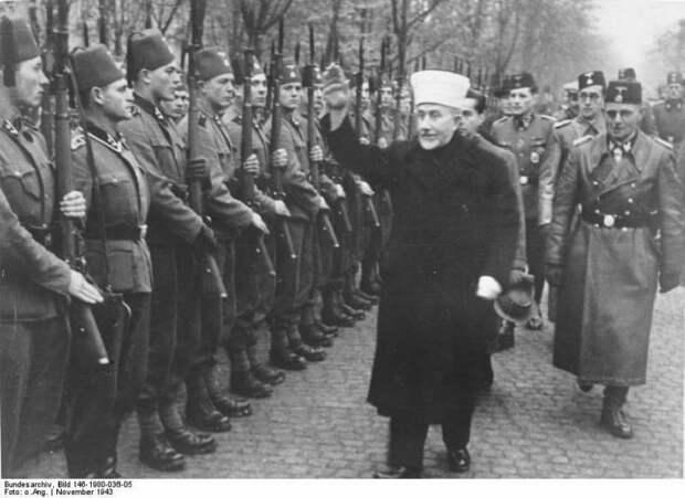 Пособники Гитлера и Муссолини и их действия на территории Югославии