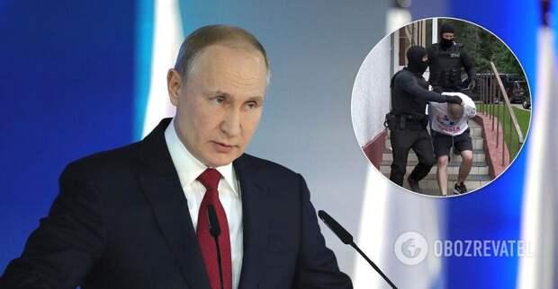Задержание вагнеровцев в Беларуси: Госдеп США ответил Путину