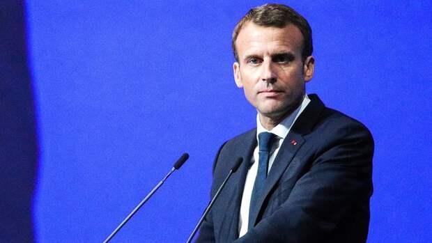 Макрон призвал не преувеличивать полученную им пощечину во французском Дроме