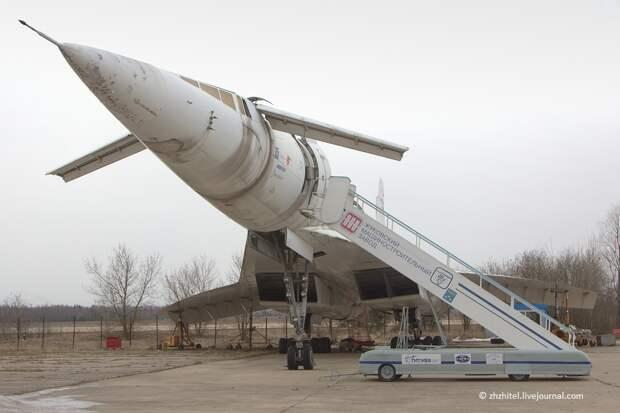 Спасти Легенду. Горькая судьба Ту-144