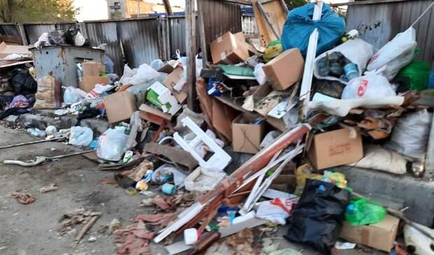 Прокуратура Орска отреагировала нагоры мусора вмикрорайонах