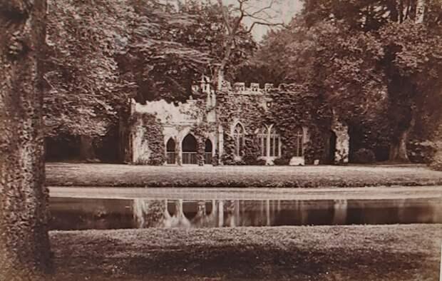 Частное королевское поместье Фрогмор Хаус