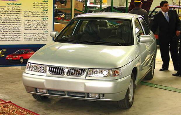 Lada в стиле BMW: зачем наши машины выпускают за границей