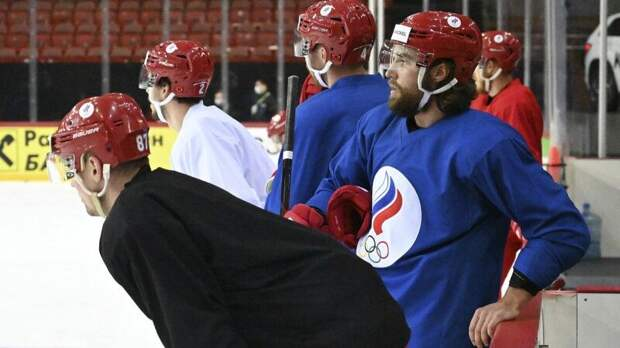 РФ возглавила турнирную таблицу группы A после победы над Британией на ЧМ по хоккею