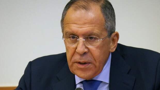 Лавров сообщил о намерении России провести встречу военных экспертов по Арктике