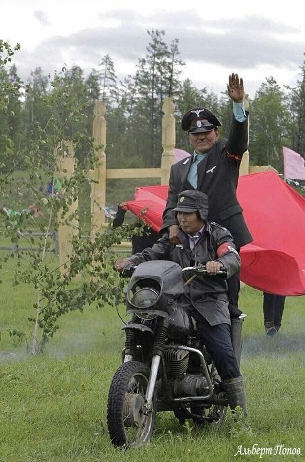 Требуются фашисты и партизаны: в Якутии снимают фильм об Отечественной Войне