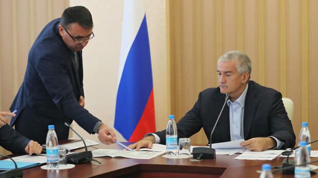 Глава Крыма рассказал о повышении эффективности системы «Безопасный город»