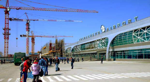 В аэропорт «Толмачёво» начал летать новый грузовой авиаперевозчик