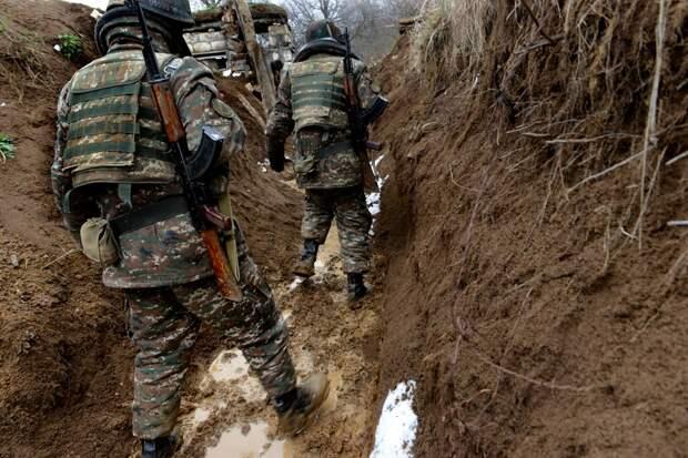 На территории Нагорного Карабаха началась партизанская война