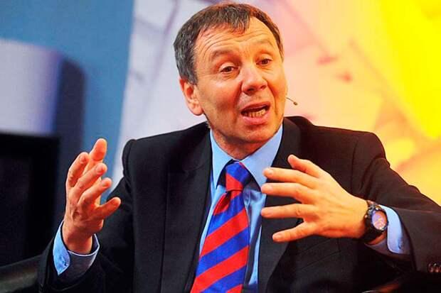 Уже и кремлевский политолог Сергей Маркин заявил, что Россия разделилась на классы и сословия
