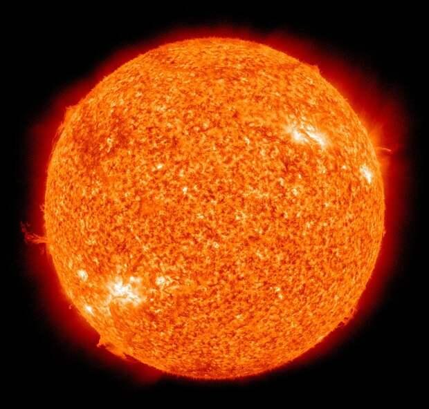 Солнце, Солнечная Вспышка, Пространство
