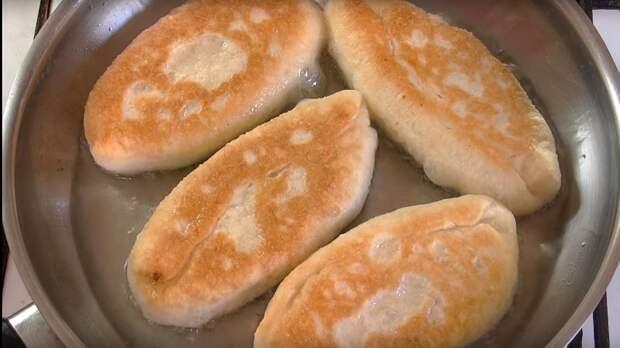 пирожки с капустой дрожжевые