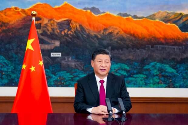 Си Цзиньпин поздравил Асада с победой на выборах президента Сирии