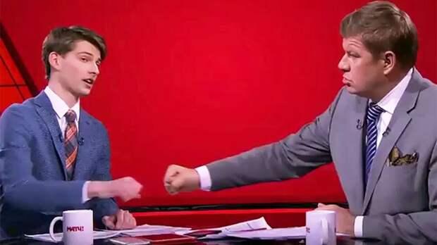 «Ребеночек не подкачал. Миха — король!» Губерниев провел совместный эфир с сыном на «Матч ТВ»: видео