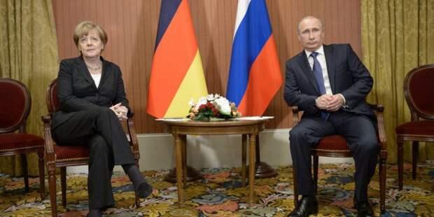 Ответный удар России: пострадает ли Германия?