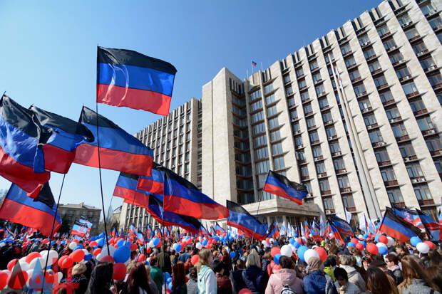 Третьего не дано: Или Донбасс войдет в состав России, или у него нет будущего