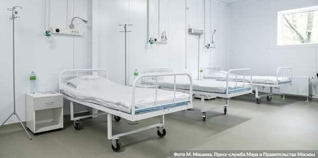 Собянин рассказал, какое влияние на ситуацию с коронавирусом в Москве оказал штамм Дельта