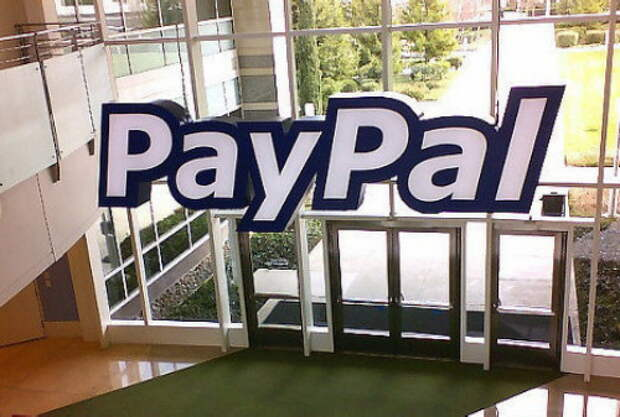 PayPal ограничила электронные платежи в России