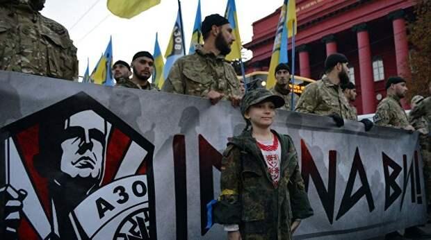 «Борцы за белую расу». Французские сенаторы обнаружили украинских нацистов