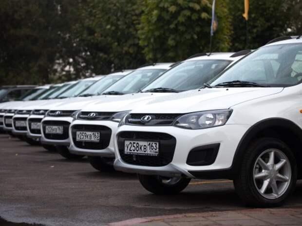 АВТОВАЗ объявил цены на модели линейки Cross