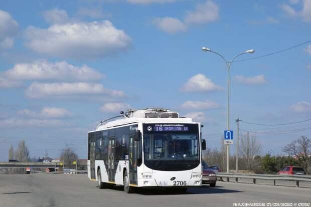 В Симферополе продлили движение 16 маршрута до медцентра имени Семашко