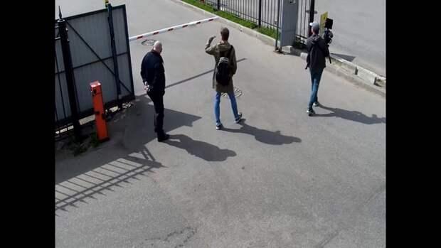 Либеральные журналисты вместе с BBC устроили провокацию в Санкт-Петербурге