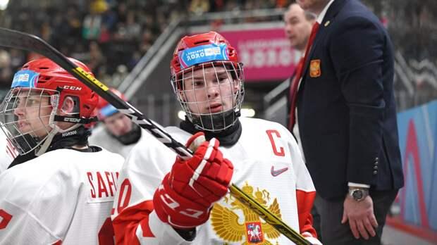 Хоккеист Мирошниченко получил разрешение на въезд в США и примет участие в ЮЧМ-2021