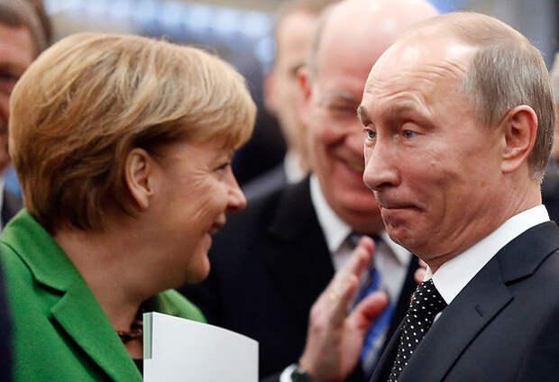 Меркель поставила России условие по вакцине от COVID-19