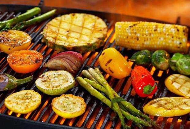 Принципы здоровой готовки на гриле