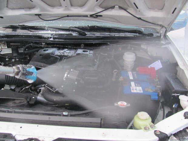 Что делать, если после мойки двигатель дергается или вообще не заводится