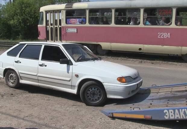 В Ижевске 80-кратный нарушитель ПДД может лишиться автомобиля