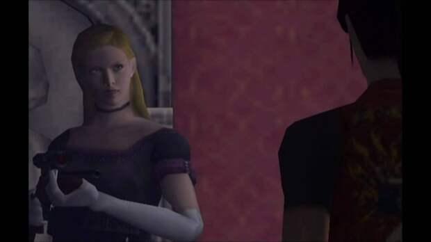 Алексия и Альфред – Resident Evil: Code Veronica