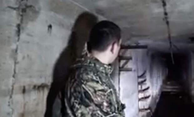Диггеры с камерой забрались в пусковую шахту ядерной ракеты