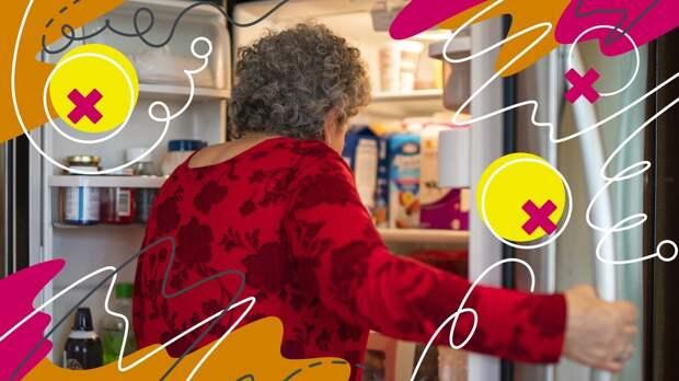 Ночные свидания с холодильником: в чём причина и как их прекратить