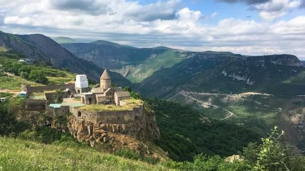 Александр Роджерс: Диалектика и проблема Карабаха