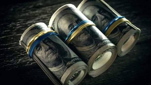 Россия и Китай отвернулись от доллара
