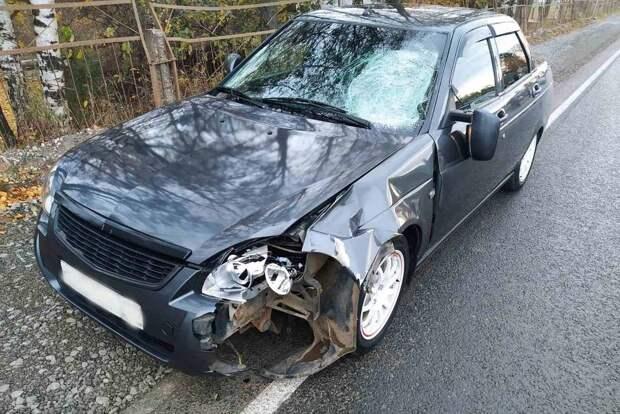 На трассе в Удмуртии водитель «Лады» насмерть сбил 11-летнюю девочку