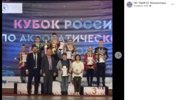Спортсмены с Вятской  танцуют рок-н-ролл лучше всех в России