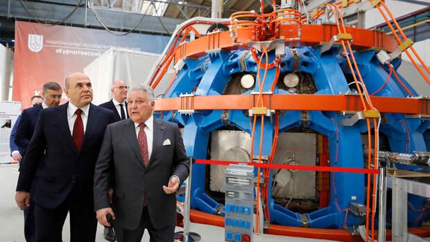 В России запустили первую за 20 лет термоядерную установку