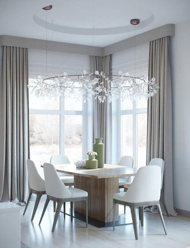 15 нескучных идей для освещения современной квартиры