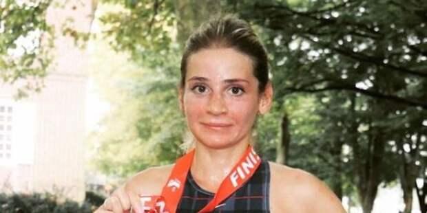 Россиянка Нина Зарина одержала победу в самом массовом забеге в истории