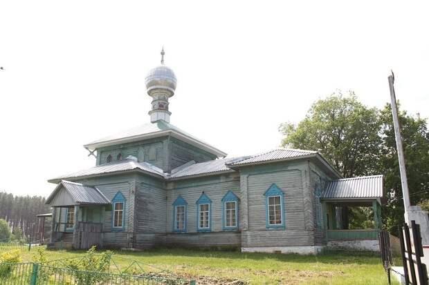 Храм Николая Чудотворца в селе Чекан в Удмуртии включили в перечень выявленных объектов культурного наследия