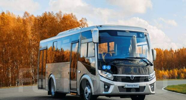 ПАЗ начал выпускать автобусы на газе