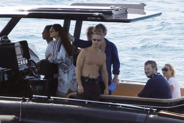 Ди Каприо отдыхает с Дорониным