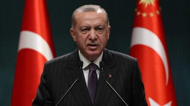 На руках Байдена кровь убитых палестинцев — Эрдоган