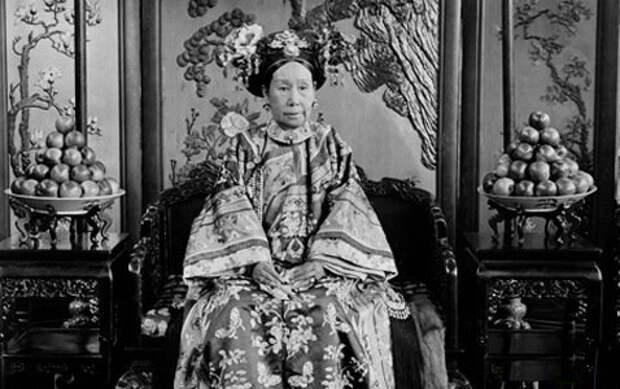 Императрица Цы Си