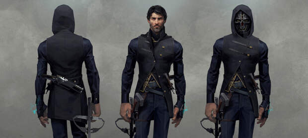 Новая игра Arkane называется Omen, релиз в 2022 году