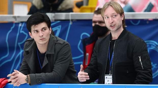Розанов: «Плющенко есть, что рассказать и чему научить. У Евгения будут отличные спортсмены, они уже есть»